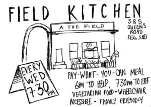 Field Kitchen @ The Field | England | United Kingdom